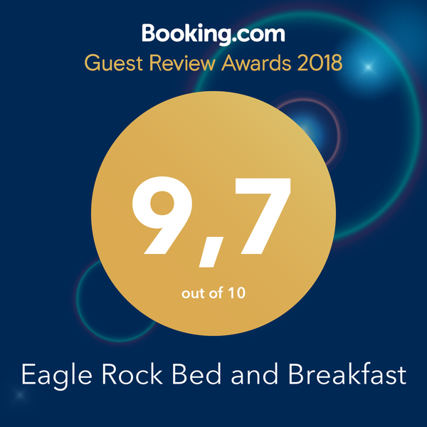 Booking.com 2017 Award